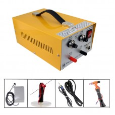 Pulse Sparkle Spot Welder 200W Jewelry Welding Machine for Necklace Silver Gold