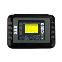 SBB Car Auto Key Programmer Transponder V33.02 Multi Languages Diagnostic Tool