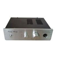 XiangSheng DAC-01B Digital Decoder Headphone Amplifier USB SPDIF DAC HIFI Coaxial Optical 24bit 96khz Silver