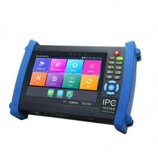 IPC8600Plus IP Camera 7 inch Touch Screen CCTV Tester HDMI Input POE Test PTZ Control WIFI Onvif Monitor