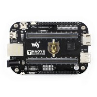 MarsBoard AM3358 Cortex-A8 Development Board with OLED AD DA Module for Arduino