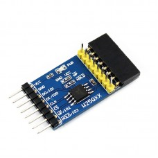 Waveshare W25Q128FV Module 128M Bit Flash DataFlash Board for Arduino Support STM32F7