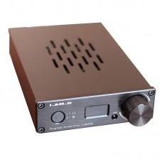 I.AM.D V200 Audio Amplifier Bluetooth Headphone Amp WIFI 150Wx2 CM6631A 24Bit 192KHz USB Optical Coaxial AUX OLED Black