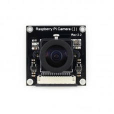 Raspberry Pi Camera 5MP OV5647 Sensor 1080p Adjustable Focal Length Fisheye Cam