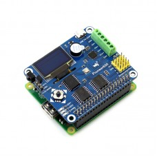 Raspberry Pi Expansion Board with AD DA RTC OLED Pressure Sensor for Arduino