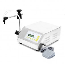 GFK-160 Liquid Filling Machine Digital Control Water Pump 2ML to 3500ML for Water Drinks