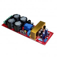 IRS2092 Class D Audio Amplifier Board Dual Rectifier with Protective Power IRS2092 IRFB23N15D