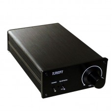 YJHIFI Digital Audio Power Amplifier 250Wx2 Bluetooth TAS5630 Class D Dual Channel