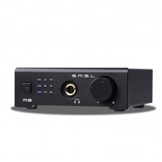 SMSL M3 Audio Decoder Hifi Headphone Amplifier 24bit 192kHz Dac with Optical Coaxial USB Output