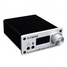 ALIENTEK YF1 HIFI USB DAC XMOS Digital Audio Amplifier Support ASIO 192K 32bit Optical Coaxial Output