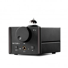 SMSL T1 AK4490EQ+CM6632A Digital Headphone Amplifier Audio DAC DSD512 Tube 384KHz 32Bit OPTIC Coaxial XMOS USB