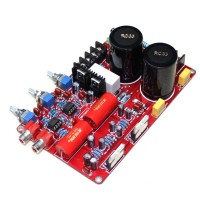 YJ Audio Power Amplifier Board 2.0 Dual Channel NE5532 + TDA7294 with Tone 2x85W