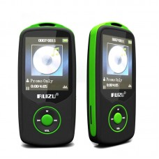RUIZU X06 Bluetooth MP3 Music Player 4GB 1.8inch Screen 100 Hours Recorder FM Support TF Card