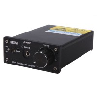 TCG T1 + PRO Headphone Amplifier AD847 HIFI Audio AMP 300mW Support PC MP3