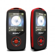 RUIZU X06 Sport MP3 Music Player Bluetooth 4GB 1.8inch 100 Hours Lossless Recorder FM Ebook