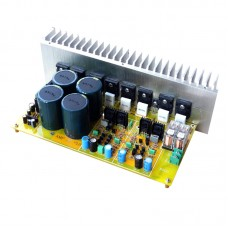 A4-BTL Double Differential Power Amplifier Board 600W Mono Channel Audio AMP DIY Kit