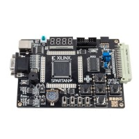 SF-SP6 Xilinx FPGA Development Board SPARTAN6 LX9 with Ultrasonic Ranging Module for Arduino