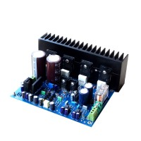 A3 BASS 300W Power Amplifier Board Double Differential Input Audio AMP DIY Kit Unassembled