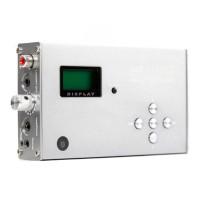 QLS QA350 MOD V2+ Lossless Music Player HIFI Headphone Amplifier DAC Support WAV Silver