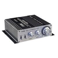 LP-2051 HIFI Digital Audio Power Amplifier Stereo Class T 50W+50W Dual Channel