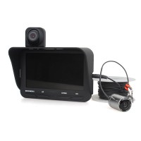 Eyoyo Fish Finder 20M Underwater Camera + Overwater Cam IR LED Night Vision Visual Fishing Detector