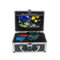 "Eyoyo Fish Finder 30m Underwater Fishing Video Camera 7"" Color HD Monitor 1000TVL White Light Updated"