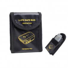 Lipo Safety Guard Bag Explosionproof Storage Bag for DJI Mavic Pro Battery