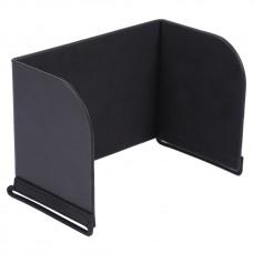 PGYTECH Monitor Sun Hood Cover for DJI Mavic Pro Osmo DJI Phantom 4 3 L128 Black