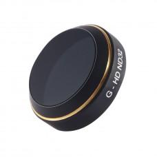 Black PGYTECH Lens Filters for DJI MAVIC Pro Drone G-HD-ND32 CPL HD Filter