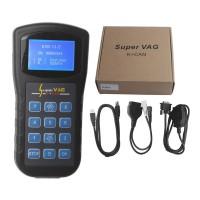 Super VAG K+CAN V4.6 Key Programmer Odometer Correction Code Reader Diagnostic Tool