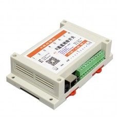 8 in 8 out Network Relay Controller WEB TCP UDP Support Offline Timer MQTT Android APP P2P Control