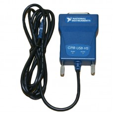National Instrumens NI GPIB-USB-HS GPIB Data Acquisition Card 778927-01 IEEE 488