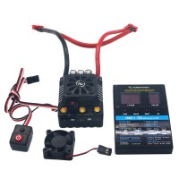 Hobbywing EZRUN-MAX8-V3 TRX-Plug Brushless Waterproof ESC for RC Racing Car Spare Parts