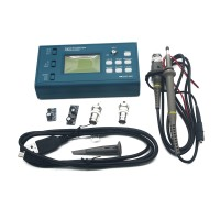 DSO068 3MHz Mini Digital Oscilloscope DIY Kit Digital Screen Electronic Teaching Practice Suite