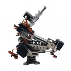 6DOF Mechanical Robot Arm Manipulator with Claw Servo for Robotics Arduino Raspberry Assembled