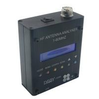 MR300 Digital Shortwave HF Antenna Analyzer Meter Tester 1M to 60M for Ham Radio