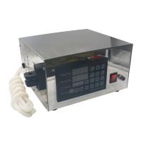LT130 Liquid Filling Machine Automatic Quantitative Numerical Control 110V for Drinks Wine