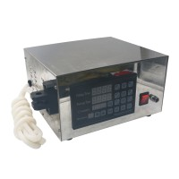 LT130 Liquid Filling Machine Automatic Quantitative Numerical Control 220V for Drinks Wine