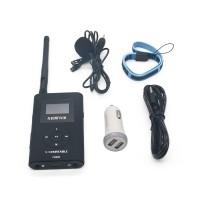 Portable FM Transmitter Radio Broadcast 1mW to 300mW for Tourism Church Meeting NIO-T300M