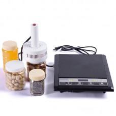 Handheld Induction Sealer Bottle Cap Sealing Machine 1200W 20-100mm 220V DL-500