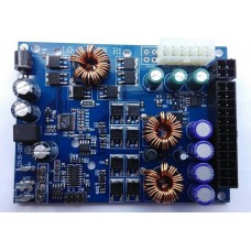 Intelligent Automotive ITX Power Supply Module 8V to 30V Input 160W Output for Car