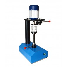 Desktop Automatic Electric Container Capping Machine Tin Cans Sealing Sealer Equipment