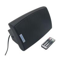 FM Audio Speaker Receiver 76M to 108MHz Wireless Radio Audio Speakers 220V
