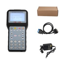 CK-100 V46.02 with 1024 Tokens Auto Key Programmer Tool SBB Update Version Multi Languages
