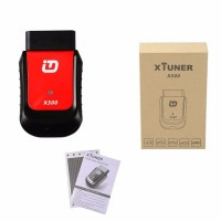 XTUNER X500 Bluetooth Special Function Car Auto Diagnostic Tool Support Android Phone