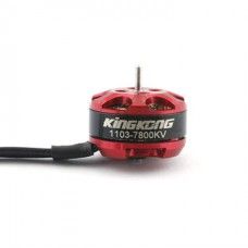 Kingkong Mini Brushless Motor 1103 7800KV for Quadcopter 90 100 110  120 130 Drone