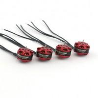 Kingkong Mini Brushless Motor 1103 7800KV for Quadcopter 90 100 110  120 130 Drone 4Pcs