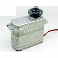 KST Digital Servo Metal Gear High Torque 65kg.cm for RC Car Truck Helicopter X25-8.4-65