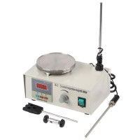 Laboratory Magnetic Stirrer Constant Temperature with Heating Plate 110V Hotplate Mixer 85-2