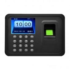 USB Password Fingerprint Time Recorder Control System Clock Attendance for Employee Office
